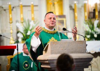 Nowy Kustosz Sanktuarium o. Edward Żakowicz CR